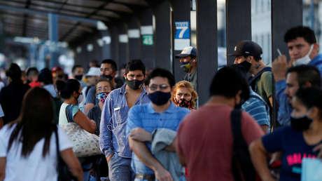 Argentina registra un nuevo récord de casos de coronavirus en 24 horas, con más de 20.000 contagios