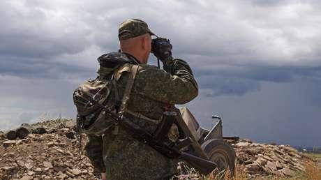 La Cancillería rusa denuncia el aumento de la actividad de las Fuerzas Armadas de la OTAN en el territorio de Ucrania