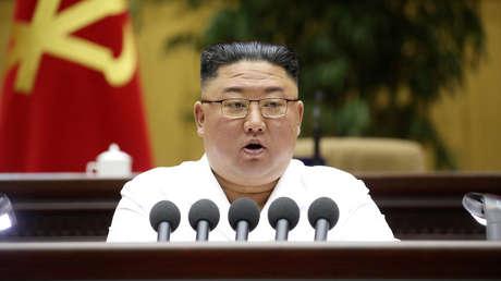"""Kim Jong-un advierte de una nueva """"marcha ardua"""" en Corea del Norte, evocando un término que refiere a la hambruna de finales del siglo XX"""
