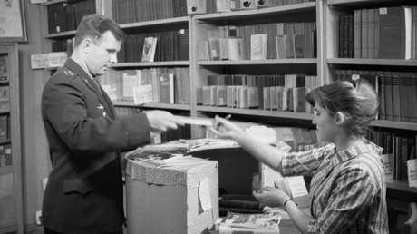 Desclasifican documentos sobre los primeros cosmonautas de la URSS