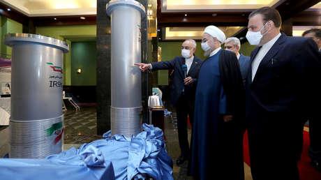 """""""Respuesta a la maldad"""": Rohaní promete """"cortar las manos"""" de los enemigos de Irán con el enriquecimiento de uranio al 60 %"""