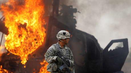 ¿Podría China enviar fuerzas de paz a Afganistán tras la retirada de las tropas estadounidenses?