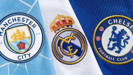 La UEFA anuncia que el Real Madrid, Manchester City y Chelsea probablemente serán excluidos de las semifinales de la Liga de Campeones de este año