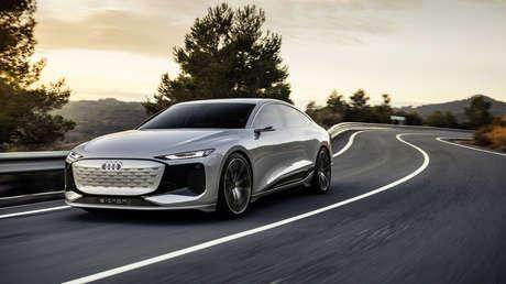 """Audi presenta el concepto de su próximo sedán totalmente eléctrico, que será """"tan elegante como dinámico"""" (VIDEO, FOTOS)"""