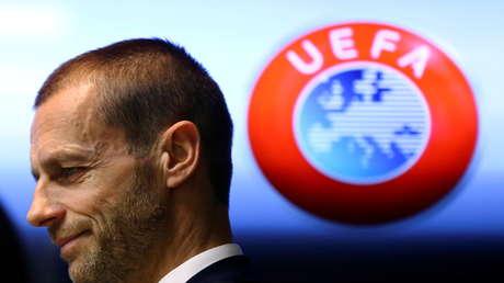 Los clubes que aún se aferran a la Superliga deberán rechazarla o no jugar la Liga de Campeones, advierte el presidente de la UEFA