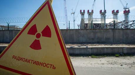 FOTOS: Antes y después de la explosión de uno de los cuatro reactores de la central de Chernóbil