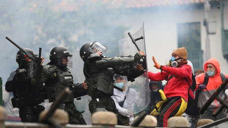 Muere una persona en medio de las manifestaciones en Colombia contra la reforma tributaria de Iván Duque
