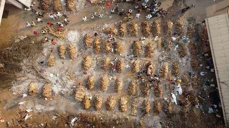 El terreno del futuro crematorio de perros de Nueva Delhi se usará para incinerar a fallecidos por coronavirus