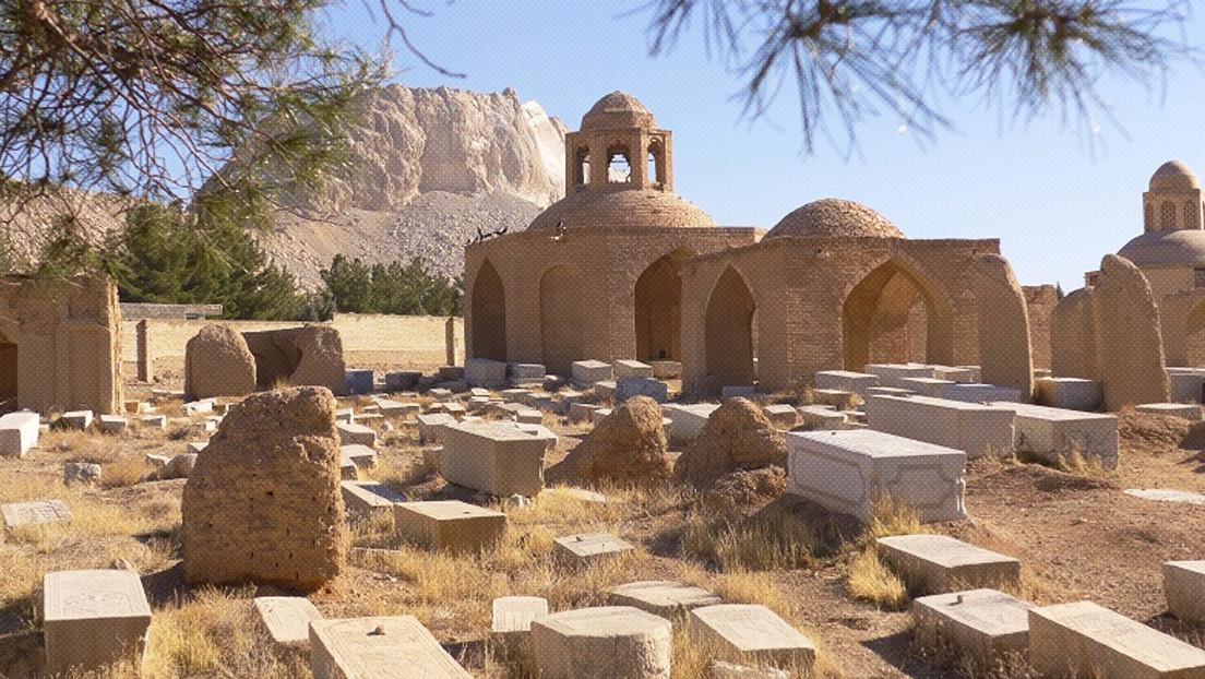 Hallan en Irán centros de producción de hierro de miles de años de antigüedad