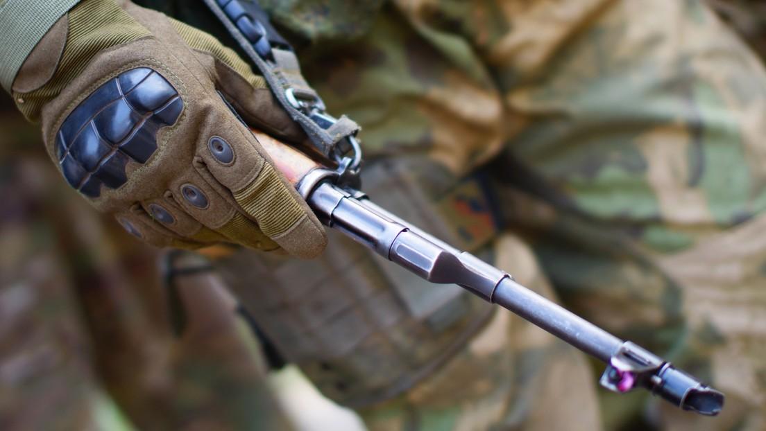 VIDEO: La bala de un fusil de asalto AK-12 es capaz de atravesar un chaleco antibalas estadounidense