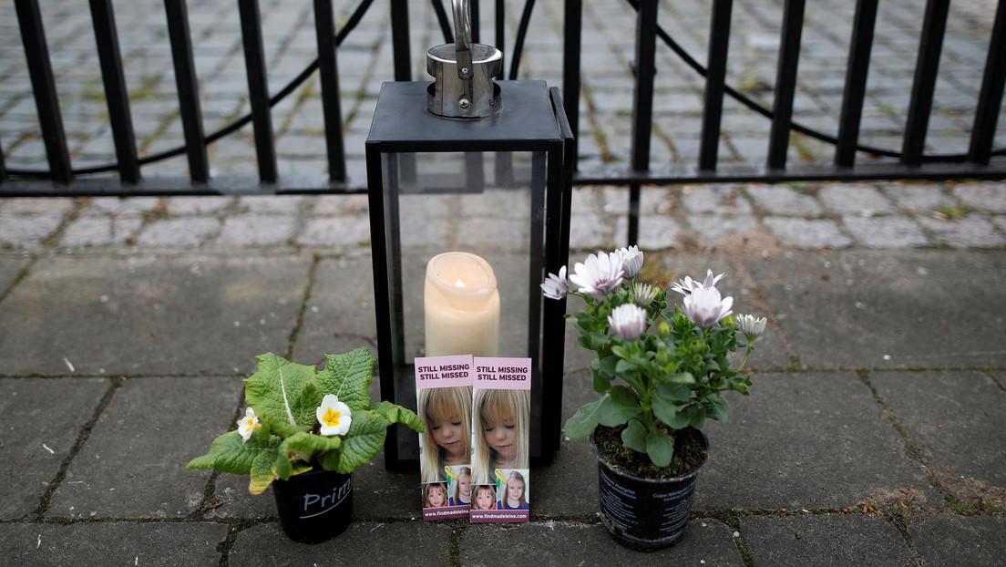 El principal sospechoso del caso Madeleine McCann será acusado de violar a una irlandesa en Portugal en 2004