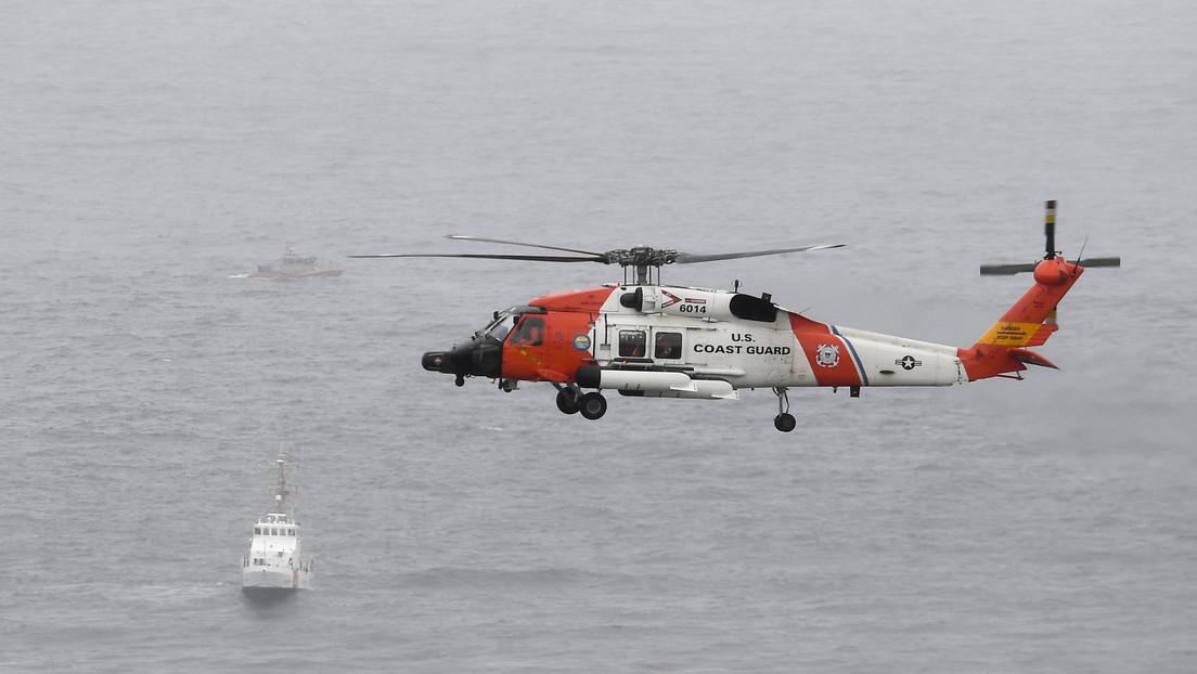 Al menos cuatro muertos y múltiples heridos tras volcarse un bote frente a la costa de California (FOTOS)