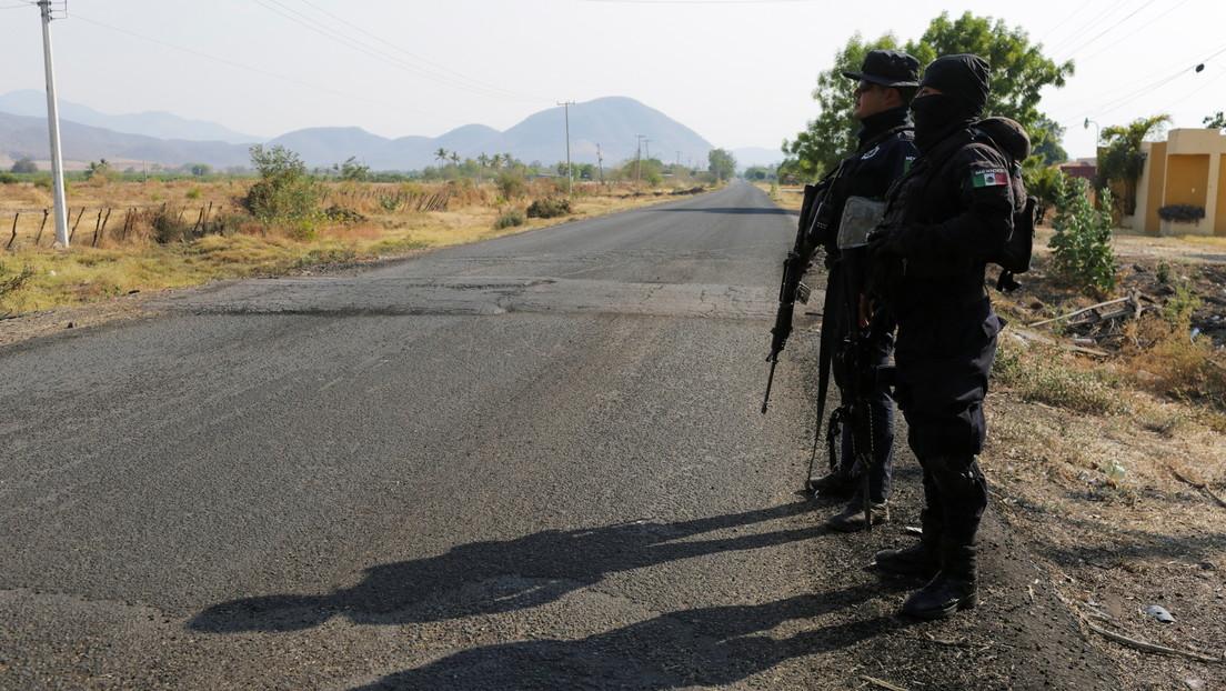 Hallan a cinco personas descuartizadas en el estado mexicano de Michoacán