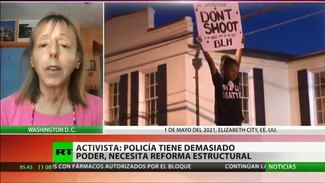Activista: La Policía de EE.UU. tiene demasiado poder y necesita una reforma estructural