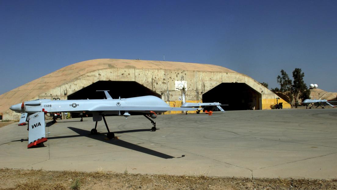 Varios misiles caen sobre una base aérea en Irak que alberga tropas de EE.UU.