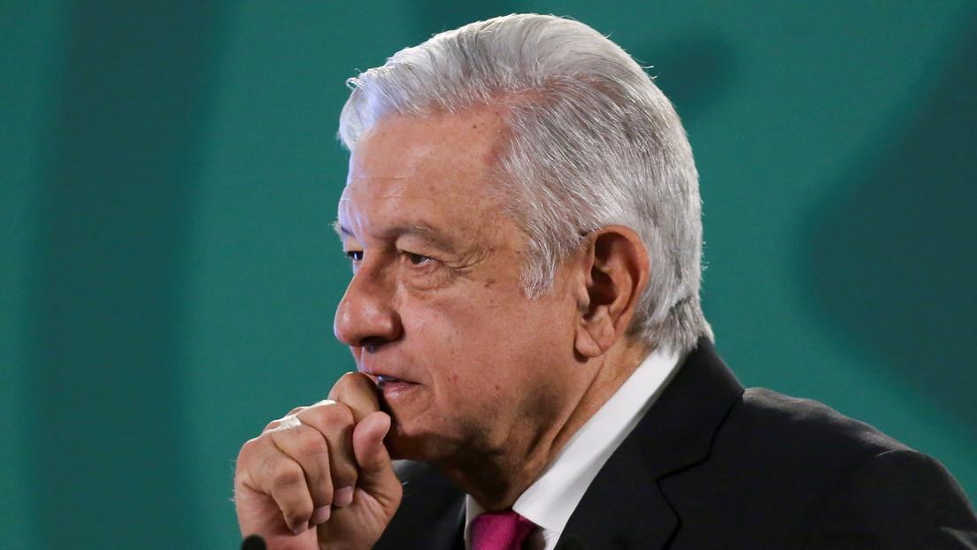 López Obrador critica la resolución judicial que ordenó liberar al capo mexicano 'El Güero Palma'