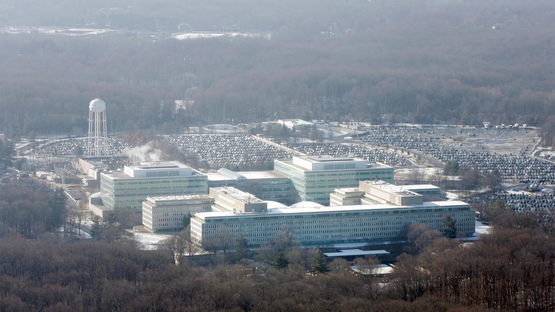 El FBI abre fuego contra una persona que trató de ingresar a la sede de la CIA en un vehículo en Virginia