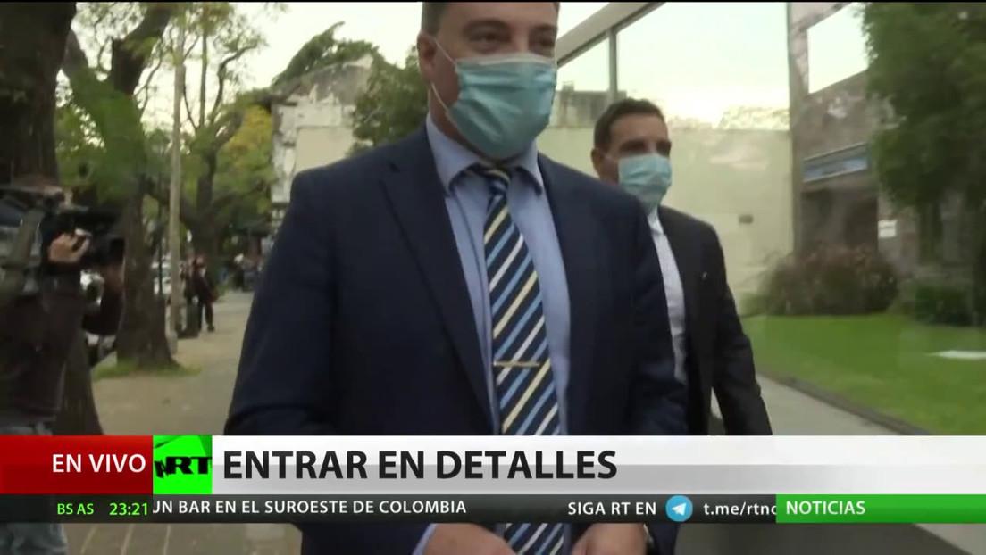 Junta médica entrega a la Fiscalía argentina un informe sobre la muerte de Maradona