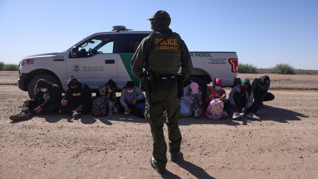 Patrulla Fronteriza de EE.UU. embiste a dos inmigrantes irregulares hondureños, matando a uno e hiriendo al otro