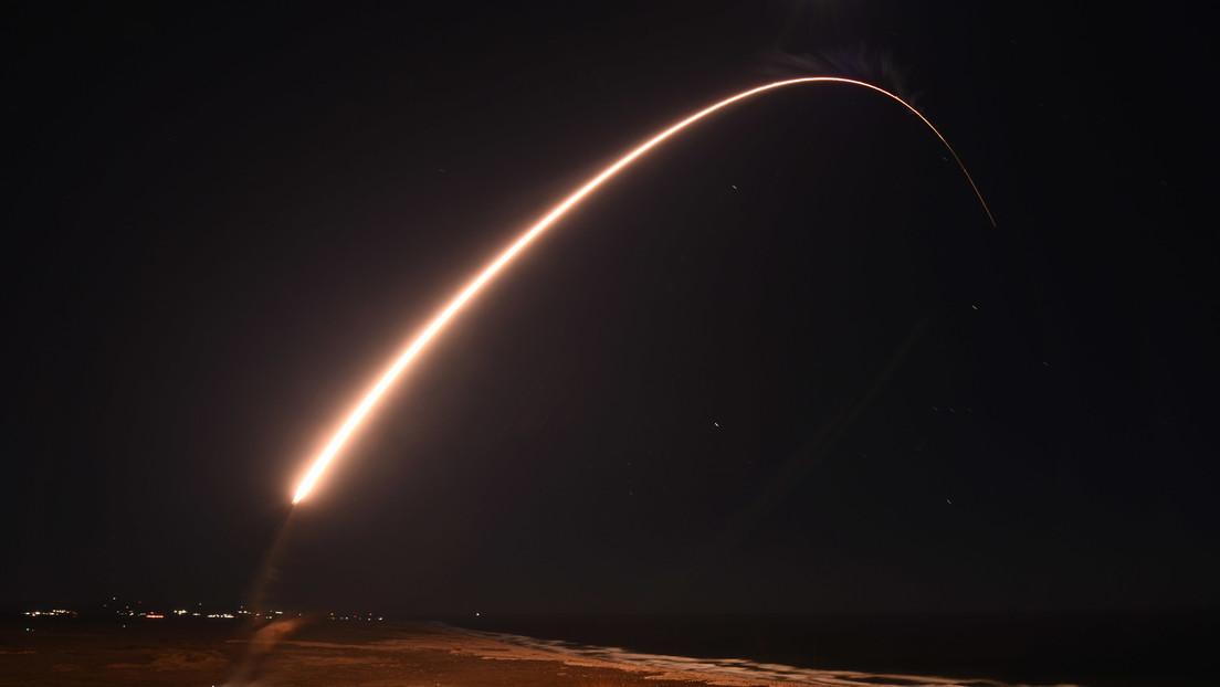 EE.UU. anuncia que este miércoles realizará un lanzamiento de prueba del misil balístico intercontinental Minuteman III desarmado