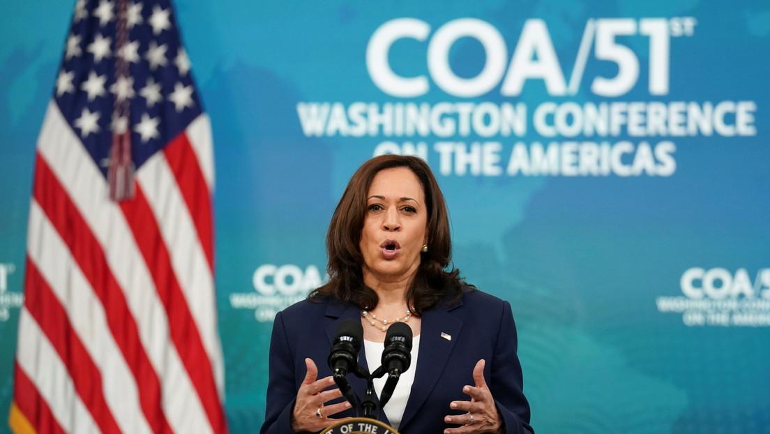 """""""Más ambiciosos y deliberados"""": las tres claves del discurso de Kamala Harris que marcan línea sobre la política de EE.UU. para Latinoamérica"""