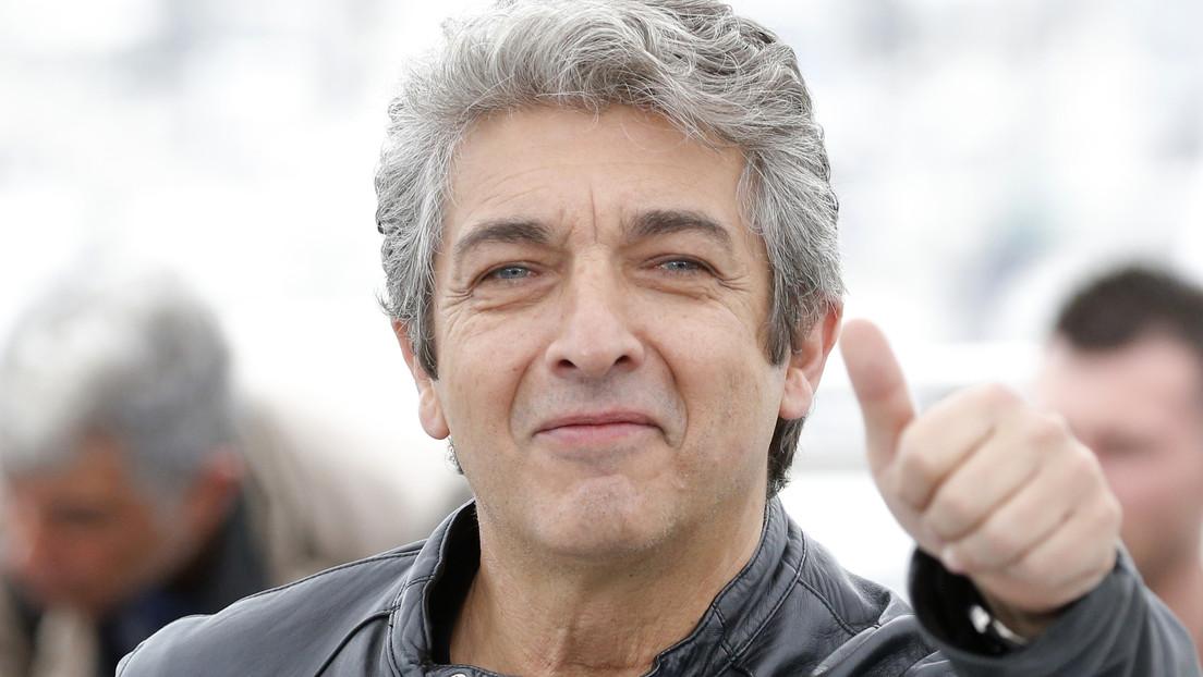 """""""Fue fantástico"""": El actor argentino y ganador del Óscar Ricardo Darín recibe la primera dosis de la vacuna Sputnik V"""