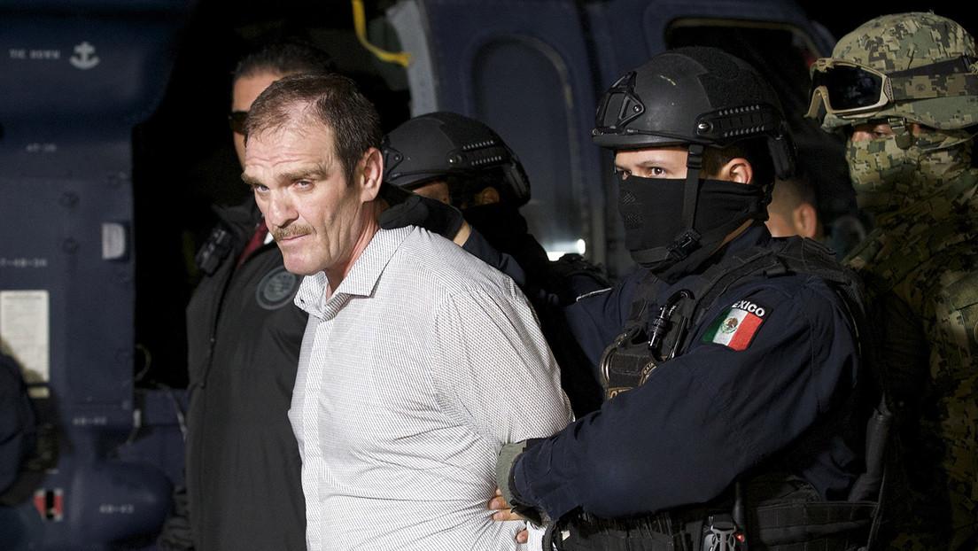 El exlíder del cártel de Sinaloa 'El Güero Palma' sale de la prisión de El Altiplano y es aprehendido de nuevo