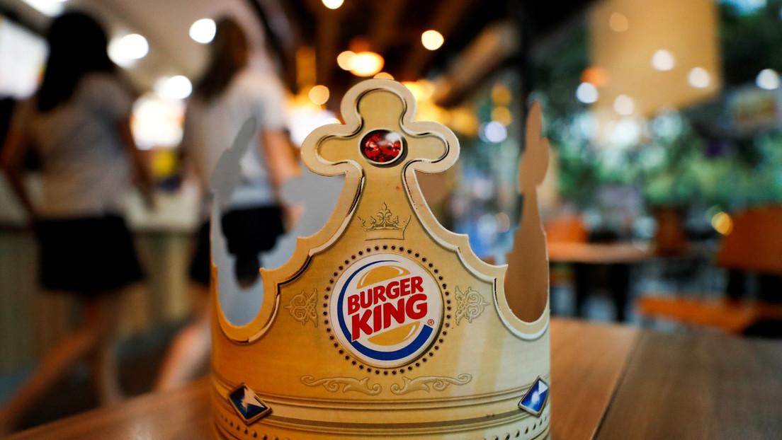 Burger King ofrece sus locales como aulas escolares en un país latinoamericano y las redes estallan