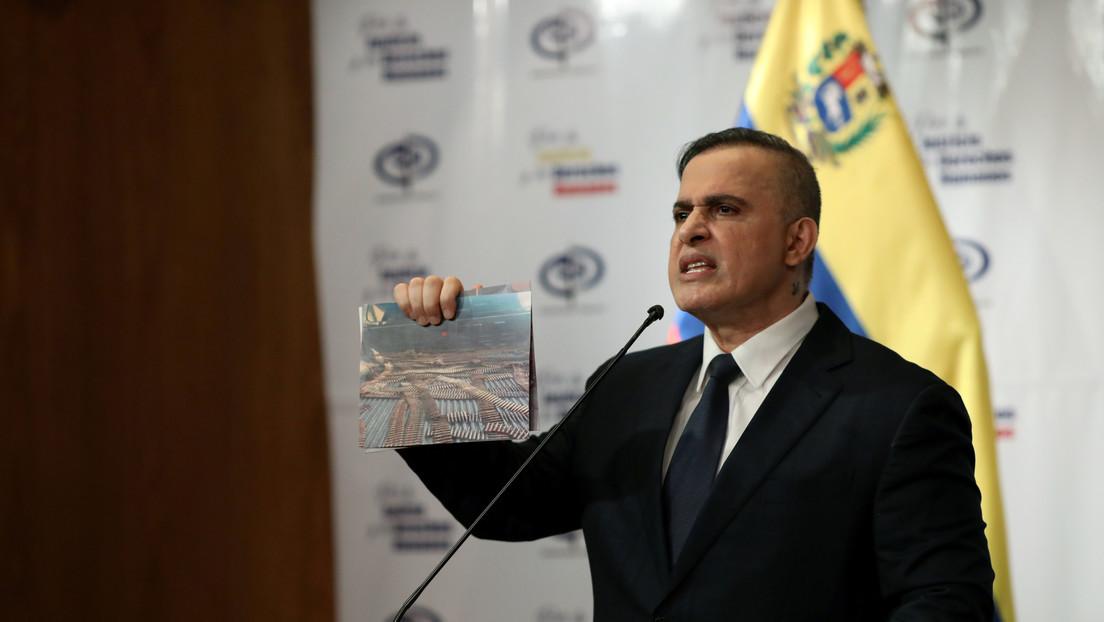 La Fiscalía de Venezuela actualiza el expediente ante la CPI sobre 5 casos de violaciones de derechos humanos