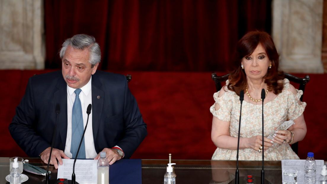 A pura tensión: el pleito entre el presidente y la vicepresidenta de Argentina que devela las pujas de poder en el peronismo