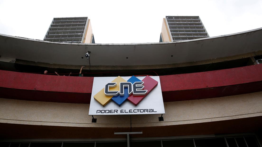 El Parlamento de Venezuela designa a los nuevos rectores del Consejo Nacional Electoral: ¿quiénes son?