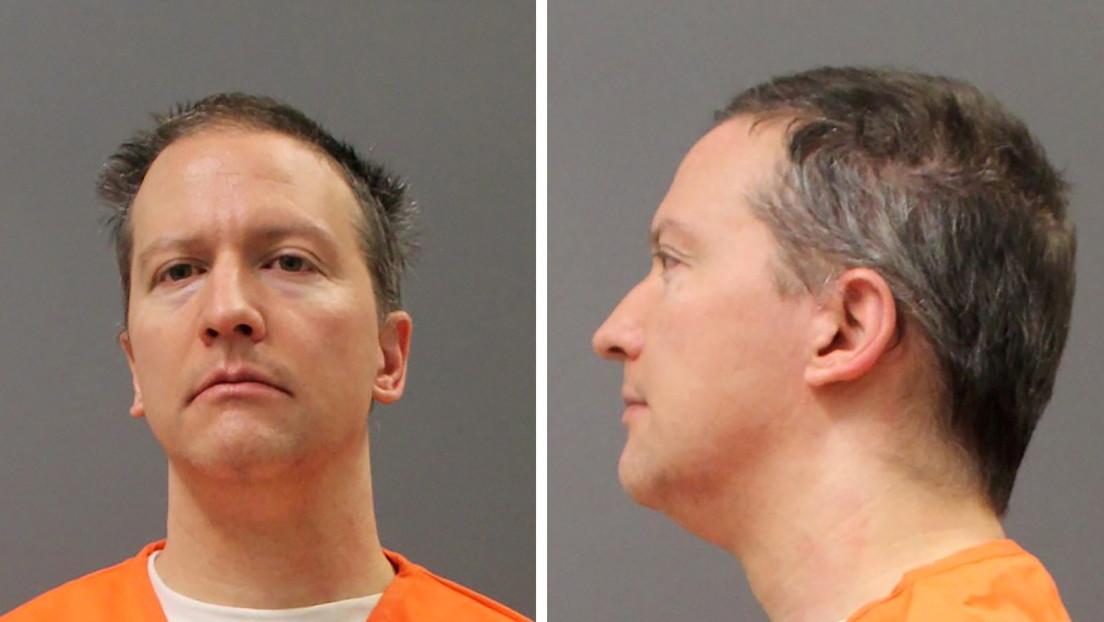 El expolicía de Mineápolis Derek Chauvin pide al juez un nuevo juicio, dos semanas después de ser declarado culpable del asesinato de George Floyd