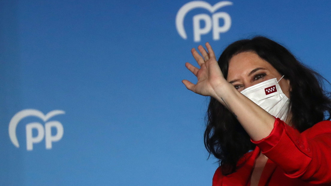 Ayuso gana las elecciones en Madrid y la ultraderecha podría entrar por primera vez en un gobierno regional en España