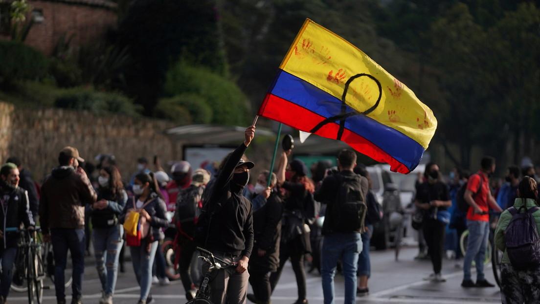 """""""Colombia no puede soportar más esto"""": el cantante J. Balvin llama a parar la """"guerra civil"""" en su país y a la no violencia en las protestas"""