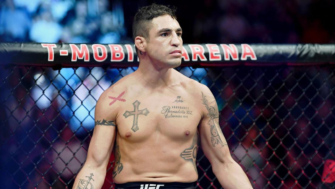 """""""Temo por mi maldita vida"""": el veterano luchador de MMA Diego Sánchez cree que la """"malvada"""" UFC podría conspirar para asesinarlo"""