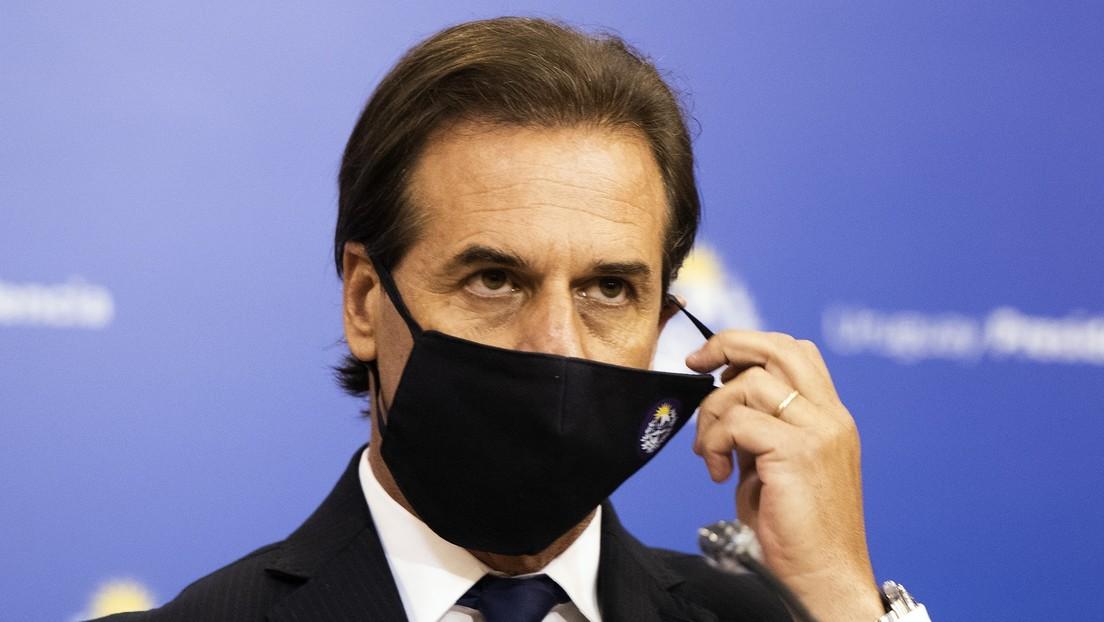 Condenan a joven en Uruguay que instaba a atentar contra el presidente Luis Lacalle Pou a través de Facebook