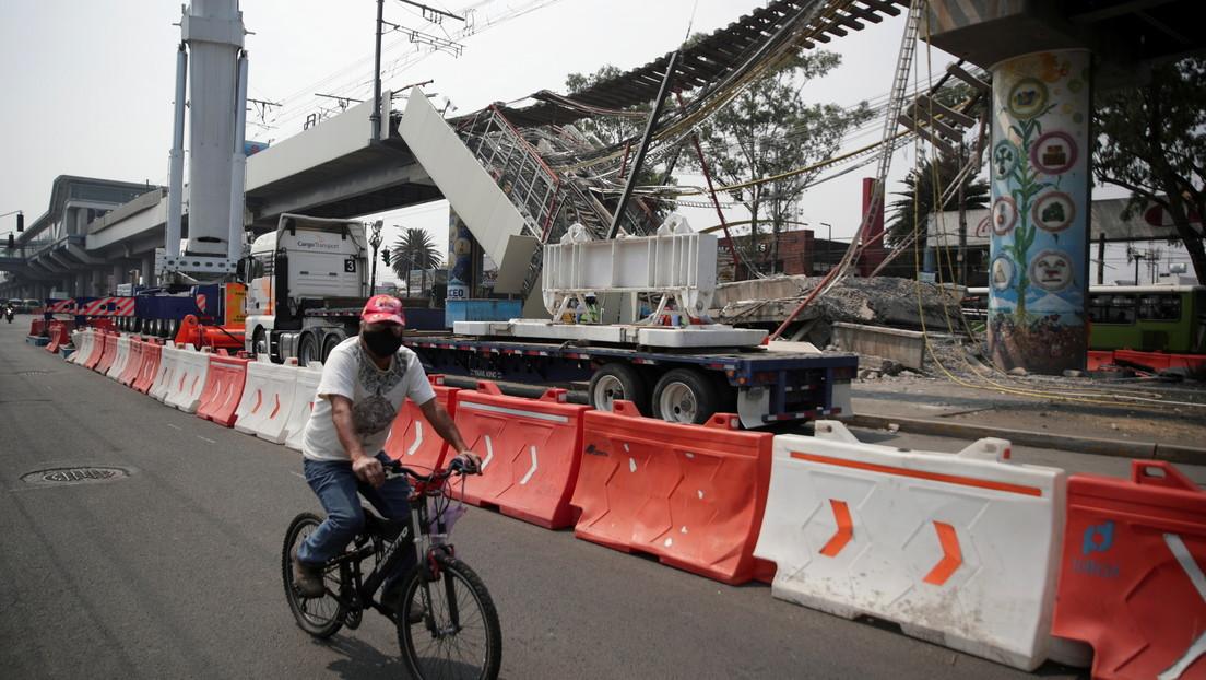 13 años de fallas, omisiones y negligencias: los antecedentes de la tragedia del metro de Ciudad de México que dejó 25 muertos