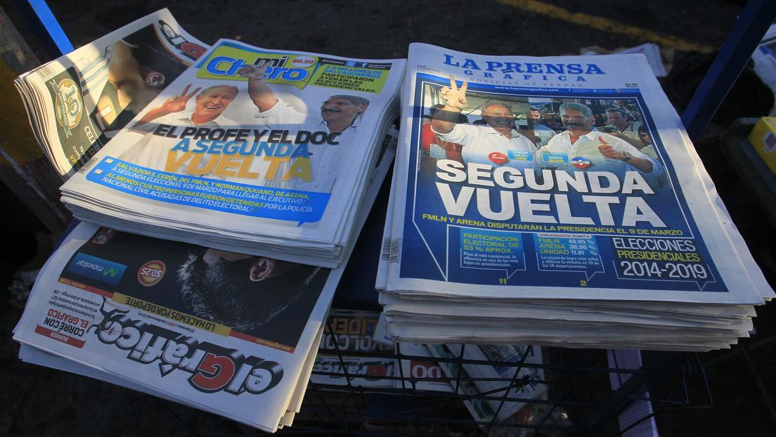 El Parlamento de El Salvador elimina los beneficios fiscales a diarios impresos después de 70 años de exenciones