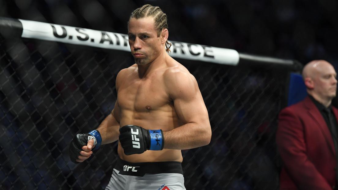 VIDEO: Una curiosa modalidad de lucha que combina boxeo y pulseadas impresiona a la leyenda de la UFC Urijah Faber