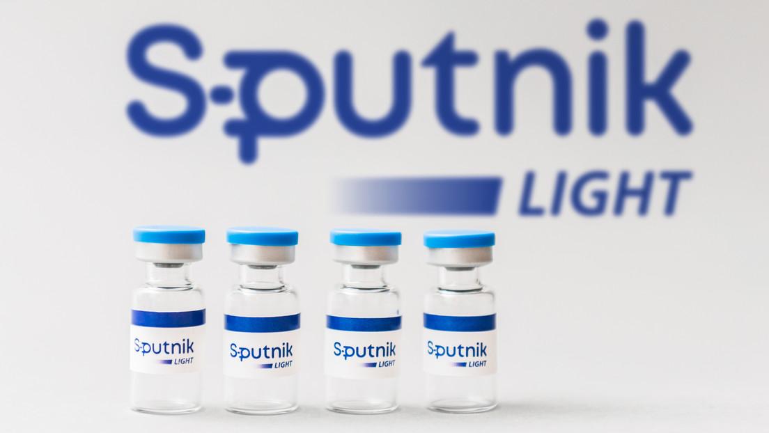 Vacuna contra el coronavirus Sputnik Light