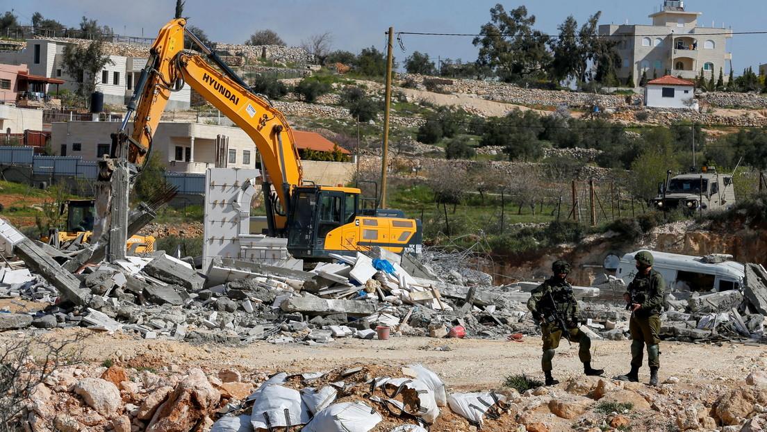 Francia, Reino Unido, Alemania, España e Italia llaman a Israel a dejar de construir nuevos asentamientos en territorios palestinos
