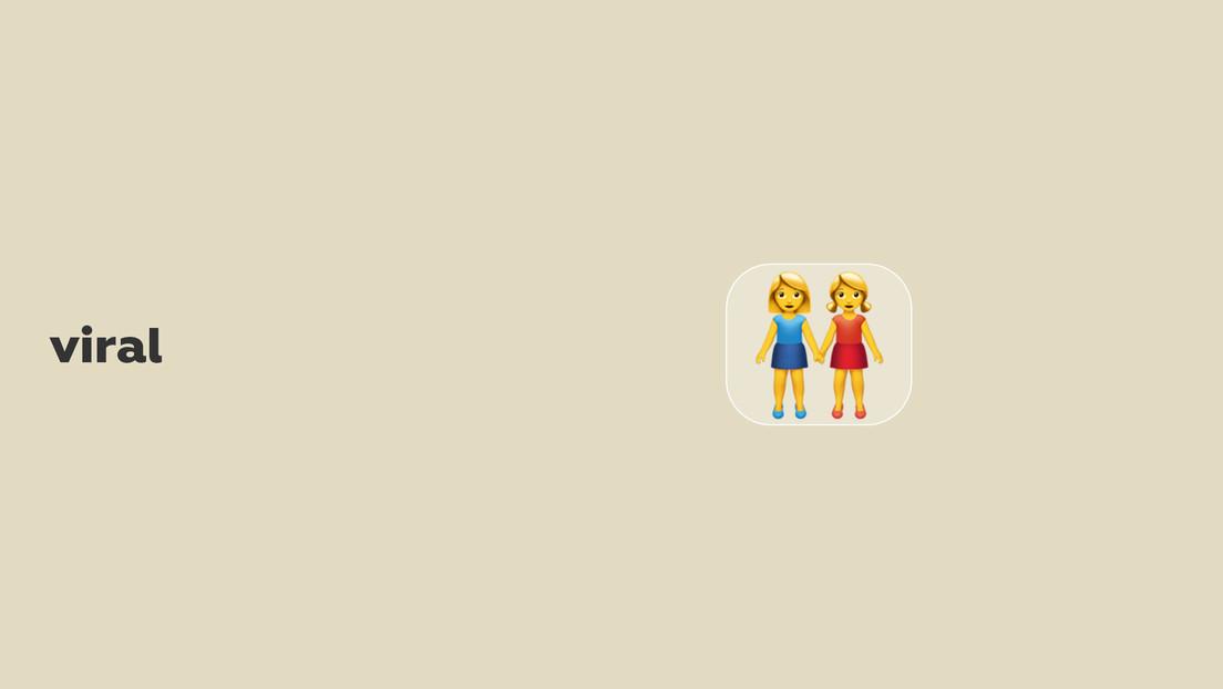 Dos mujeres se conocen en una red social, quedan impresionadas por su parecido y resultan ser hermanas gemelas