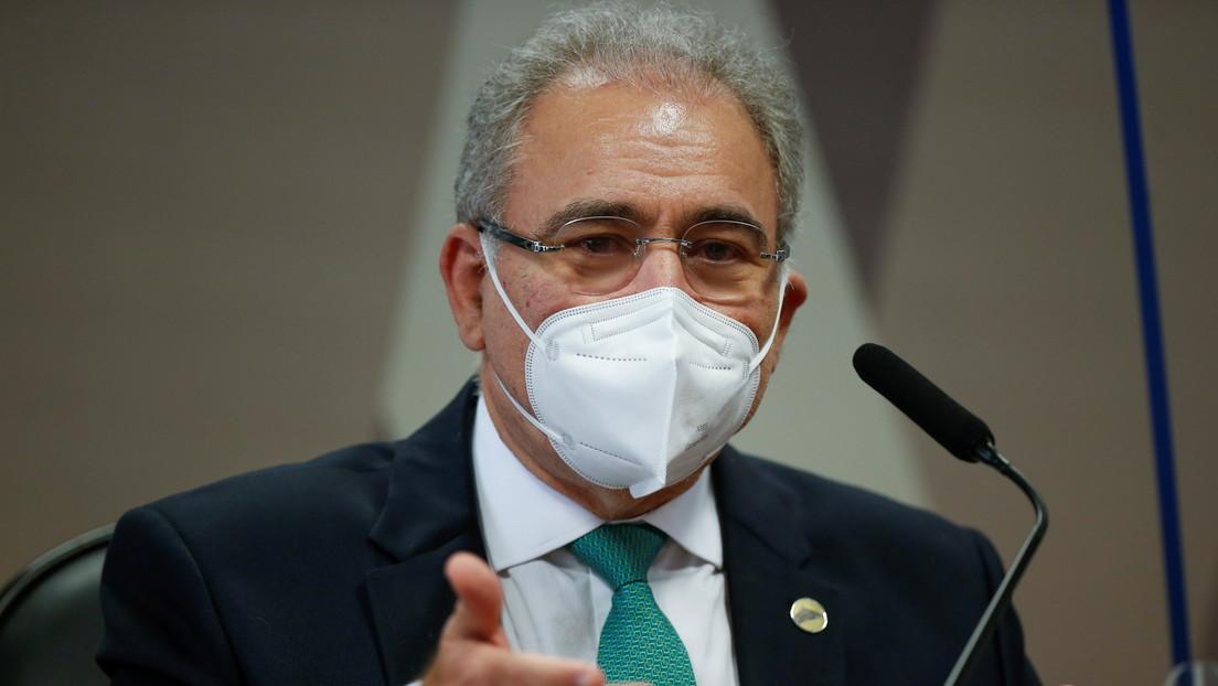 El ministro de Salud de Brasil evita posicionarse sobre la gestión de Bolsonaro en la pandemia