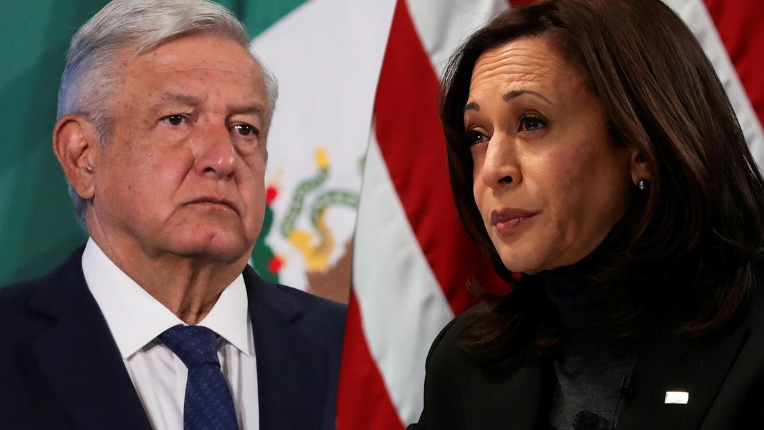 López Obrador y Kamala Harris discuten sobre migración fronteriza: ¿qué esperar del encuentro virtual?
