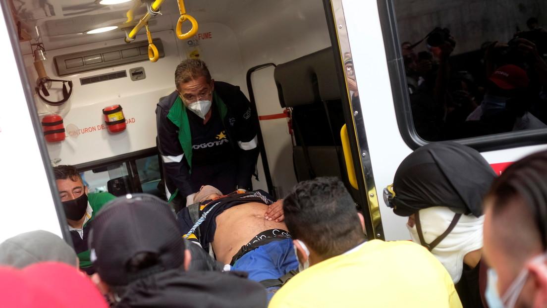Crisis en Colombia: Defensoría del Pueblo instala 82 corredores humanitarios en medio de protestas y represiones