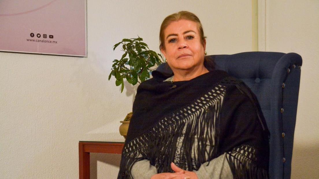 """Una senadora mexicana afirma que """"gente perversa"""" pudo haber """"movido la ballena"""" provocando la tragedia en el Metro y luego se disculpa"""