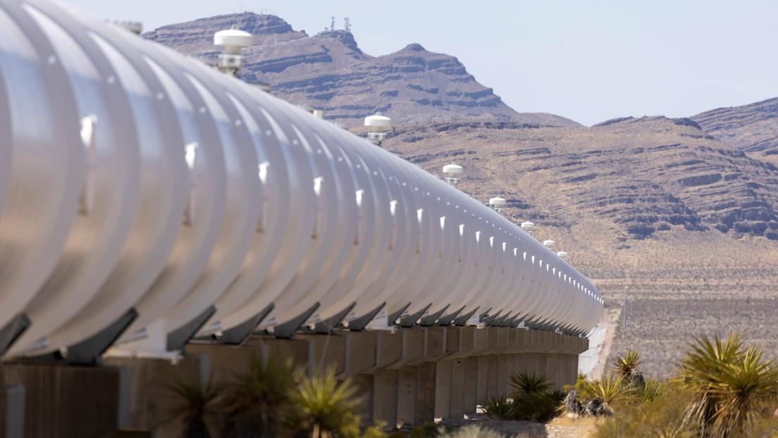 El ultraveloz tren futurista Hyperloop podría iniciar operaciones en 2027