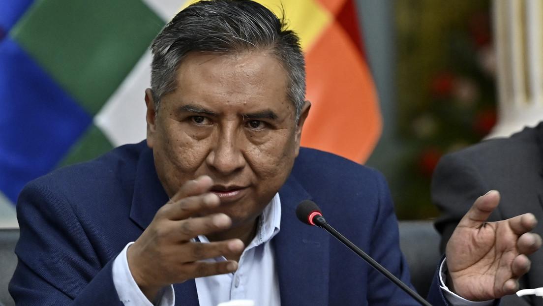 """Bolivia confirma que dialoga con Chile para recomponer las relaciones, manteniendo su """"irrenunciable"""" reivindicación marítima"""