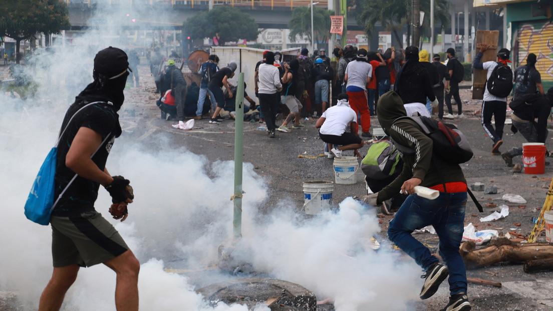 """Alcalde de la ciudad colombiana de Cali: """"Nunca hemos ordenado reprimir de manera violenta la manifestación"""""""