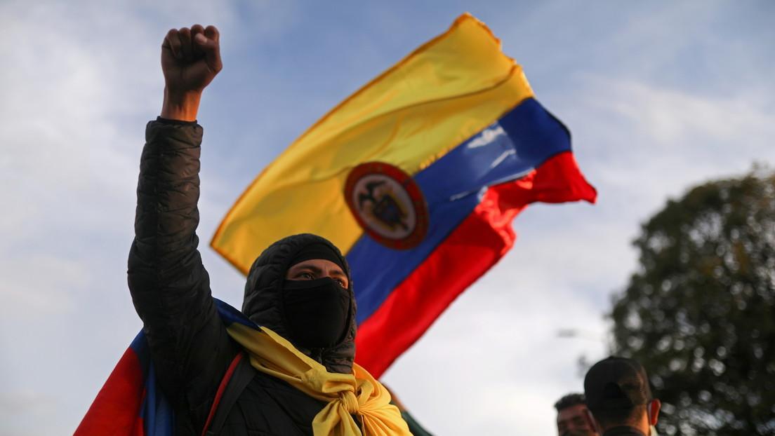 """Iván Duque exige el fin de los bloqueos en las calles de Colombia y dice estar dispuesto a """"escuchar a los que protestan y a los que no"""""""